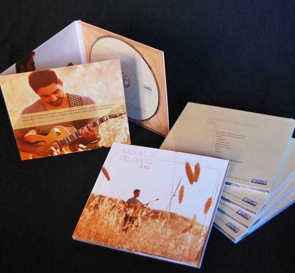 Promoción del disco Luz