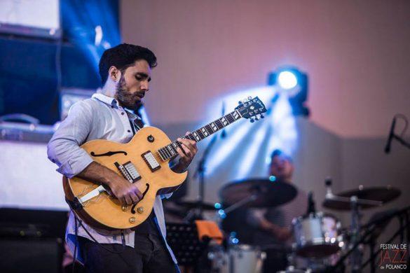 Miguelo Delgado en el Festival de Jazz de Polanco 2017